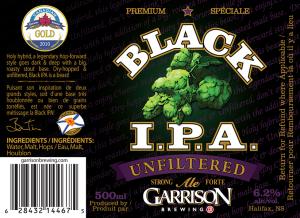 Garrison Black IPA