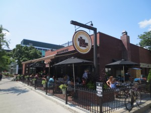 The Farmhouse Tap & Grill in Burlington, Vermont.