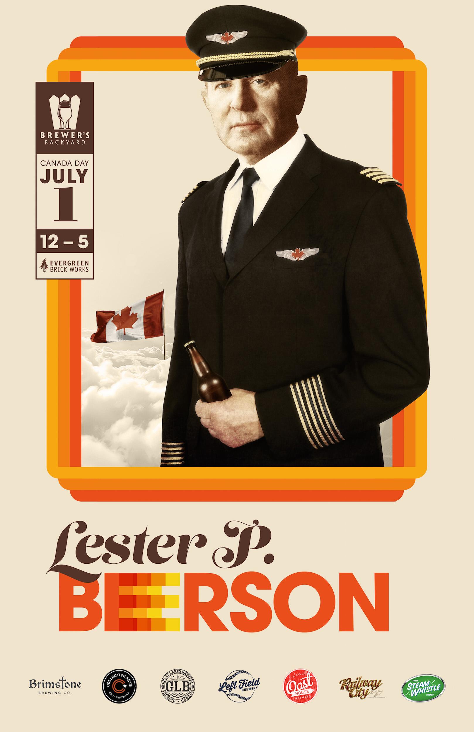 LesterPBeersonPoster