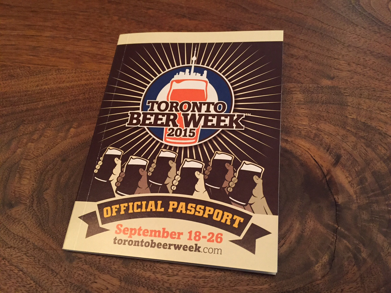 Toronto Beer Week Begins Tonight!