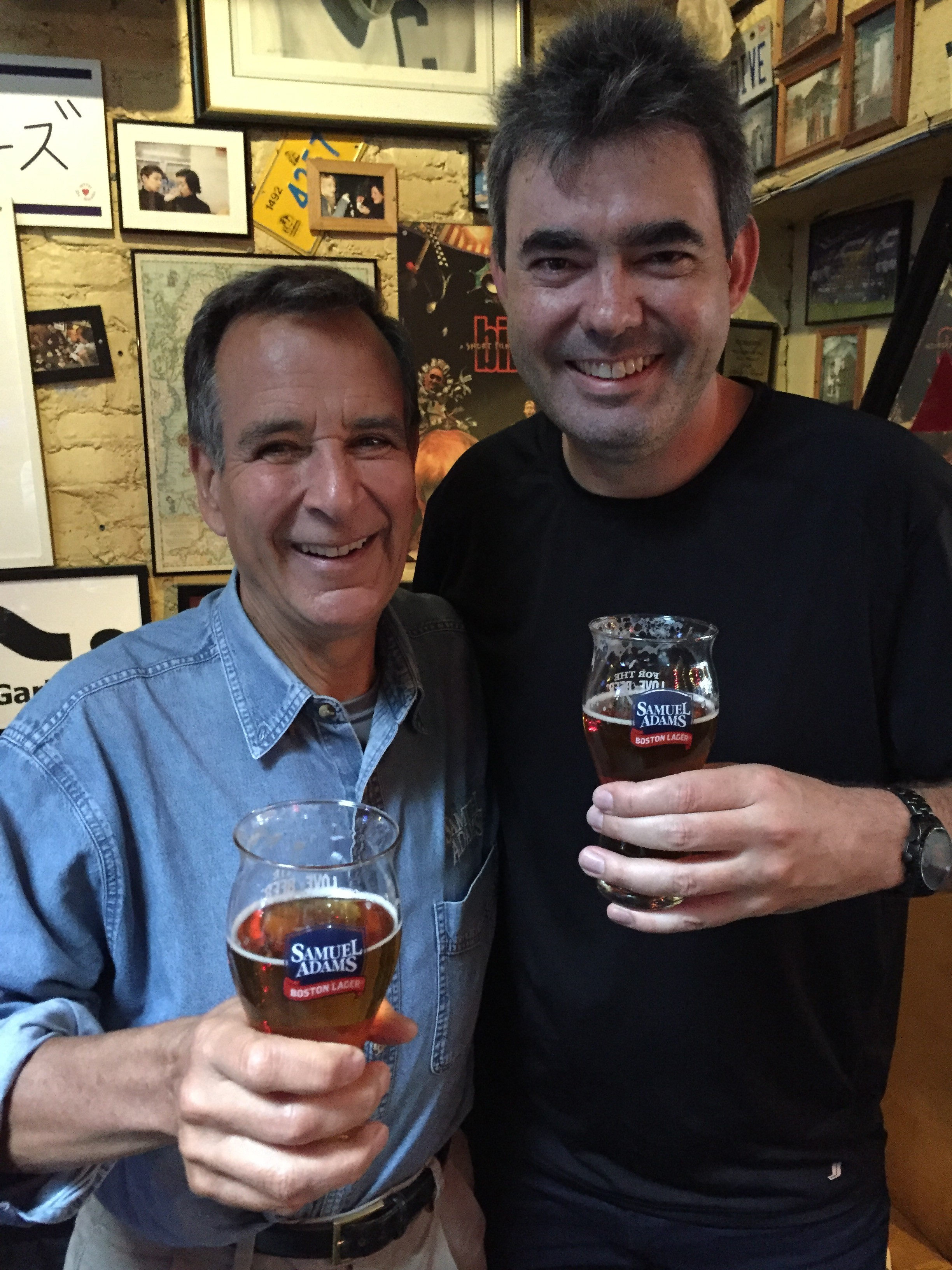 A Beer with Jim Koch
