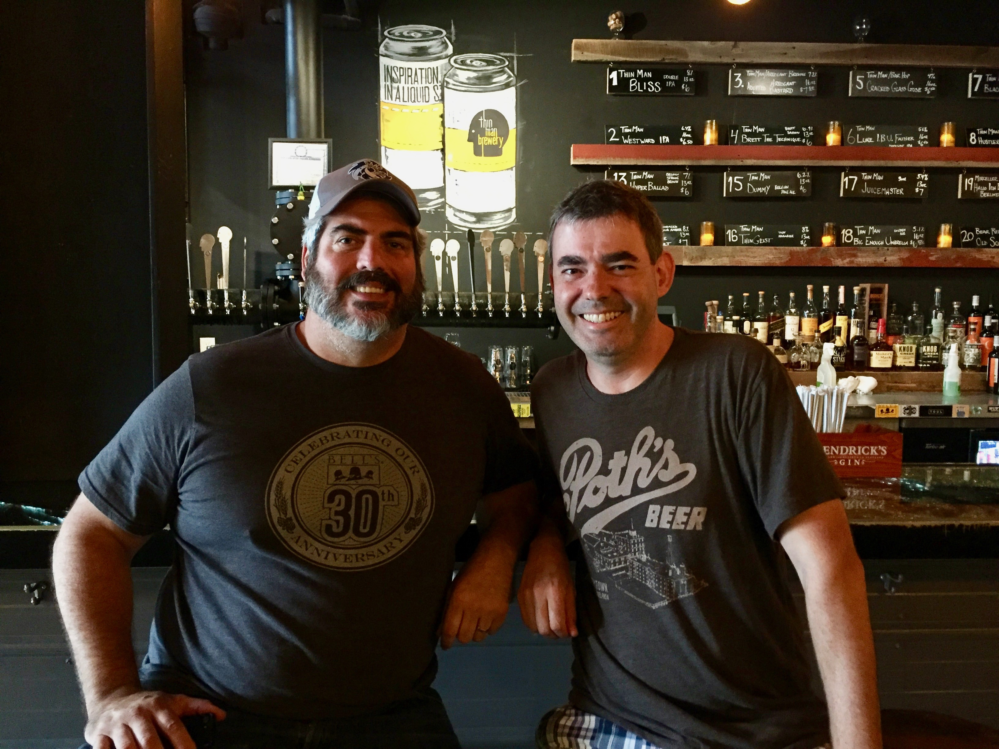 Chatting Buffalo Beer with Mike Shatzel