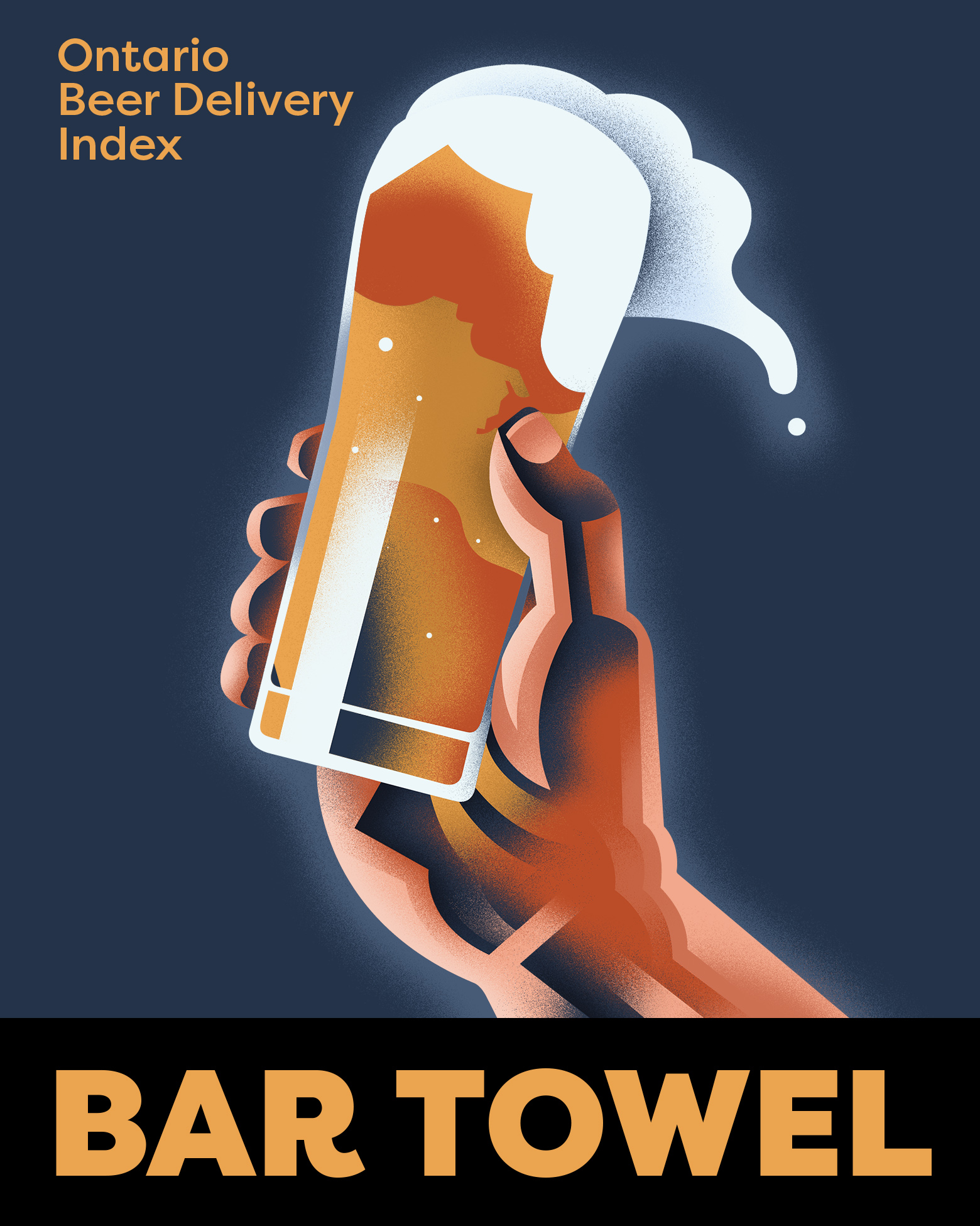 The Bar Towel Launches Ontario Beer Delivery Index