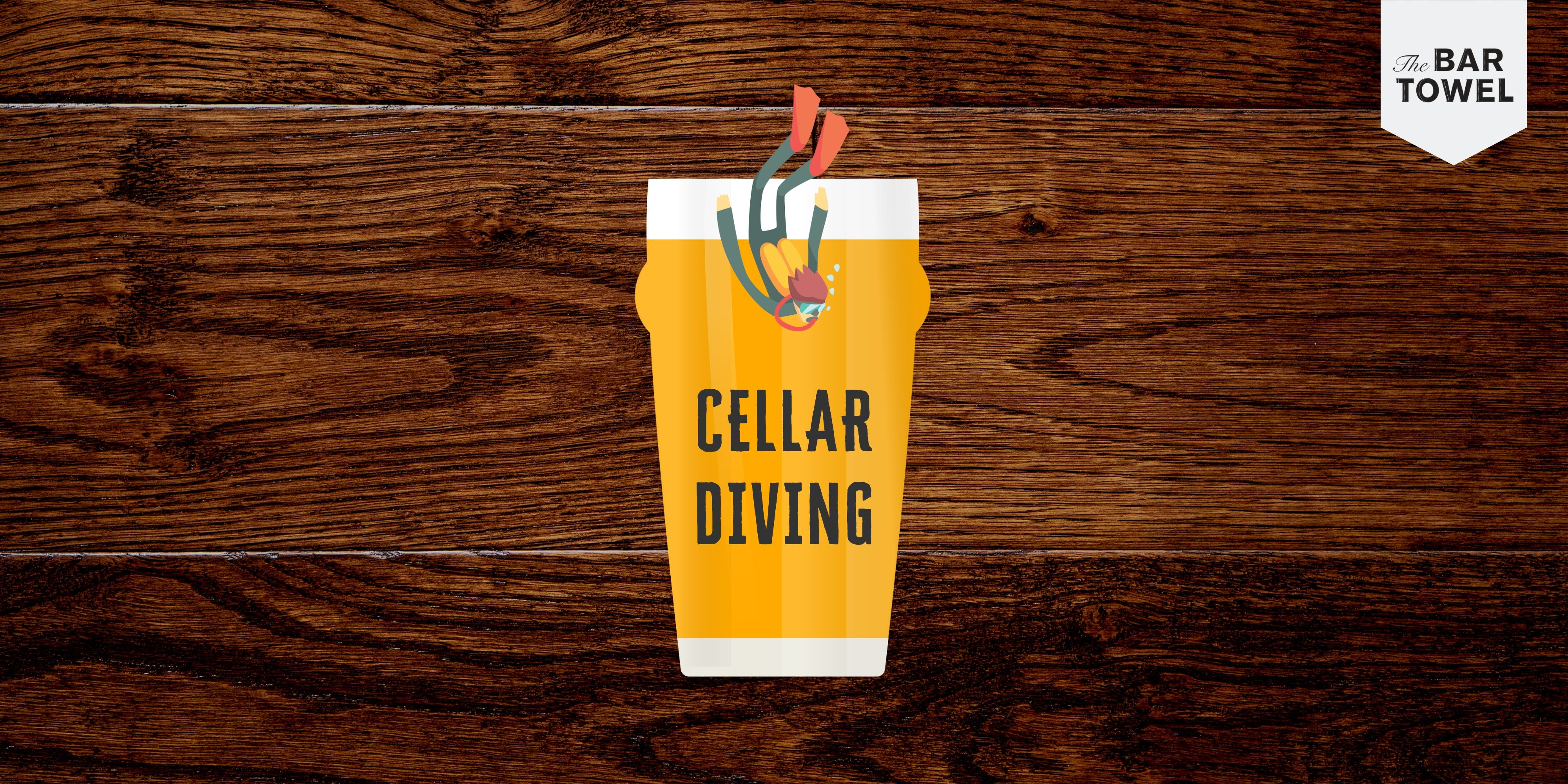 The Bar Towel Launches Cellar Diving