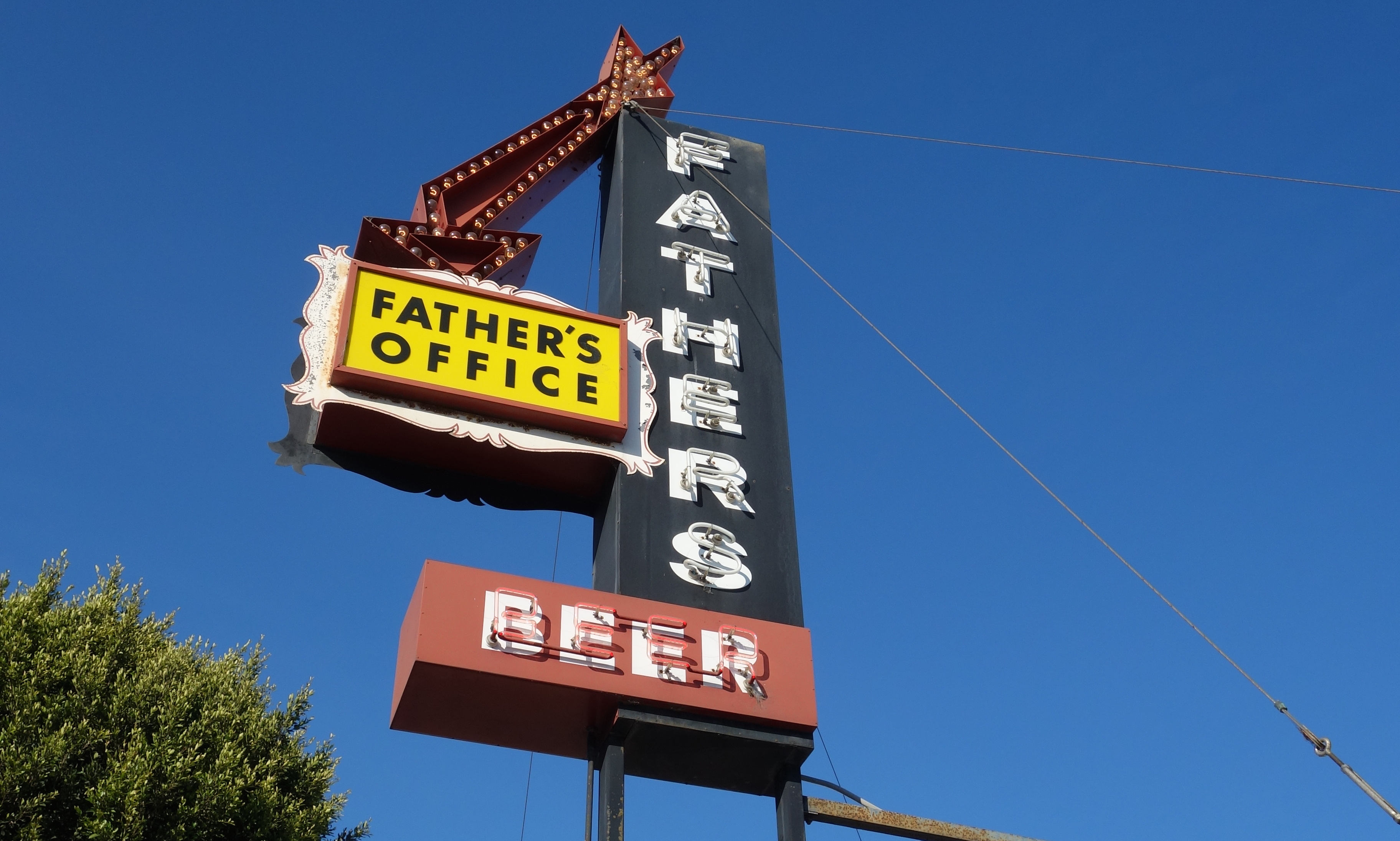 Father's Office, Los Angeles