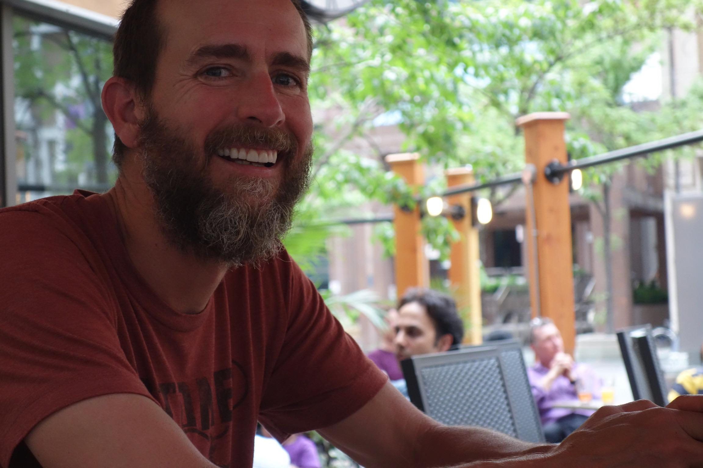 Greg Koch of Stone Brewing