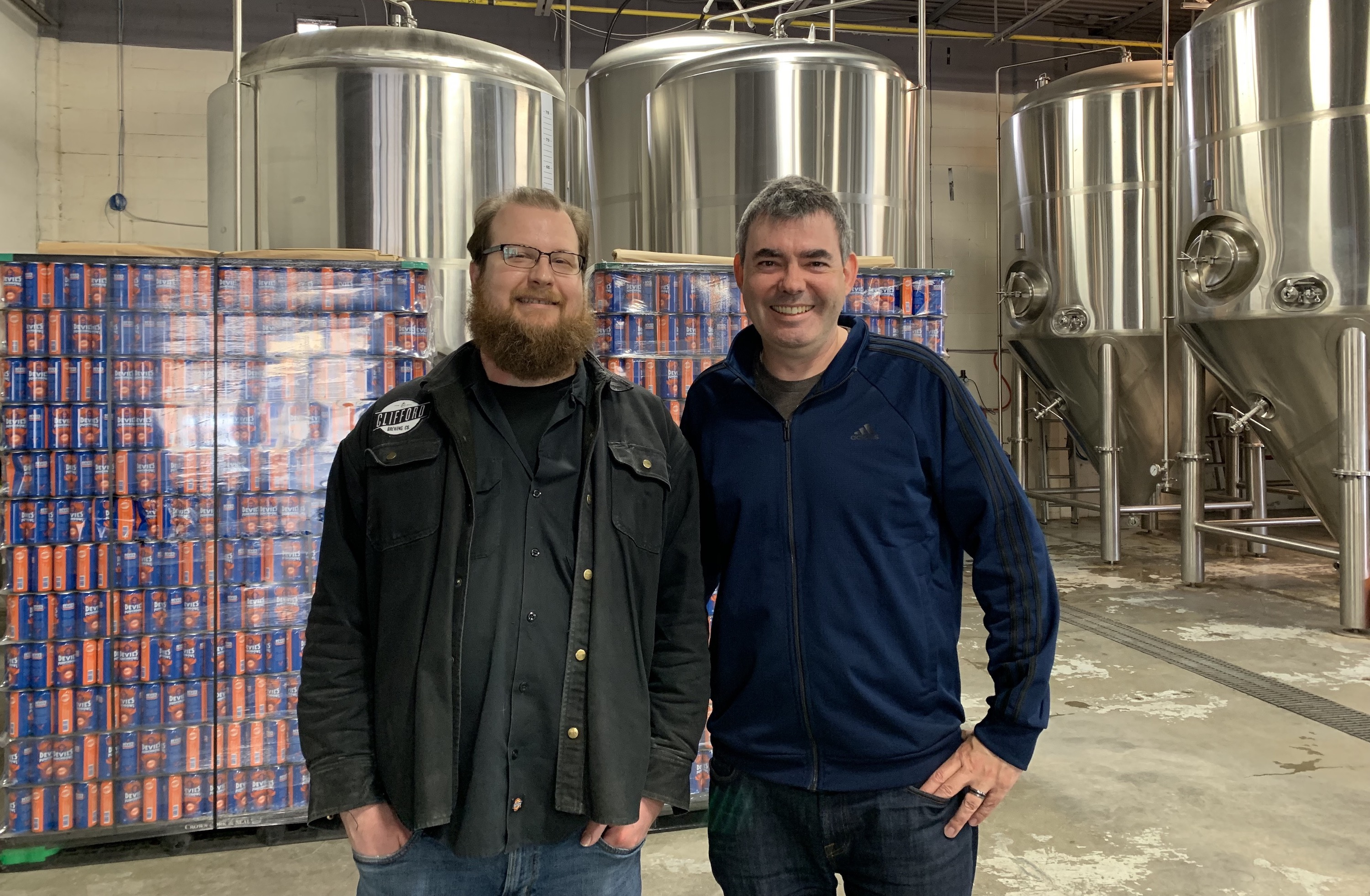 The Winning Beers of Brad Clifford